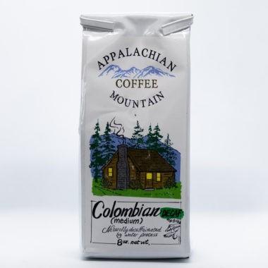 Columbian medium decaf 0062