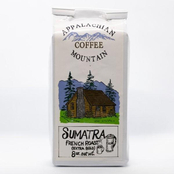 Sumatra french Roast extra bold0065